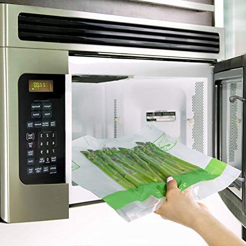 FoodSaver Vacuum System Handheld and Starter & FoodSaver x 14' Easy Seal Vacuum Pack