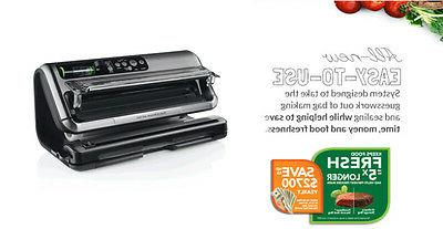 NEW FoodSaver FM5480 Vacuum Food & Kit Bags