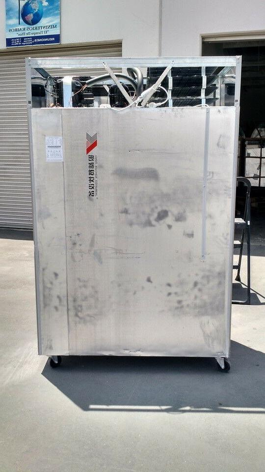 Four door R32 COMMERCIAL COOLER REFRIGERATOR