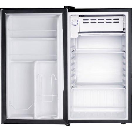 Igloo 3.2 cu. ft. Refrigerator and Platinum Color, CFC-free,