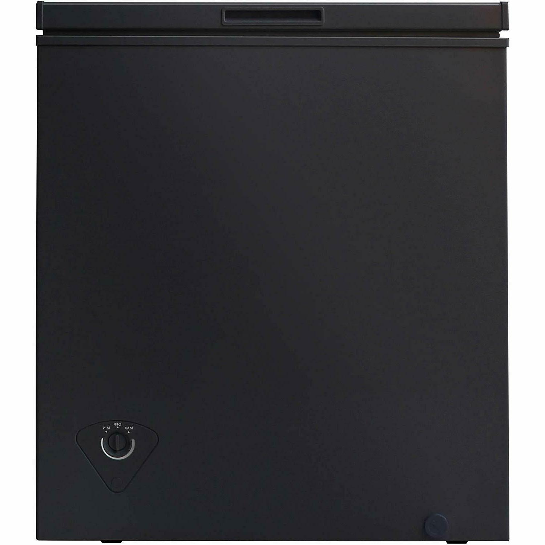 freezer 5 0 cu ft black