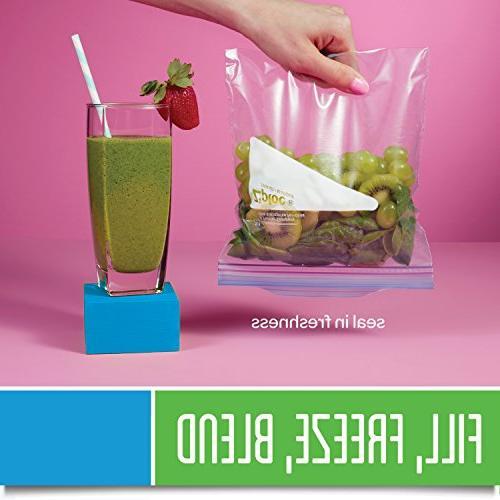 Ziploc Freezer bag, gallon, ct