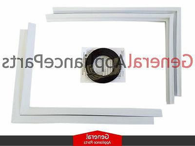 freezer refrigerator door gasket seal 2003 su2003