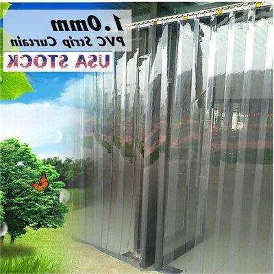 freezer room pvc plastic strip curtain door