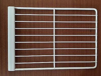 freezer shelf white 23 x 34cm