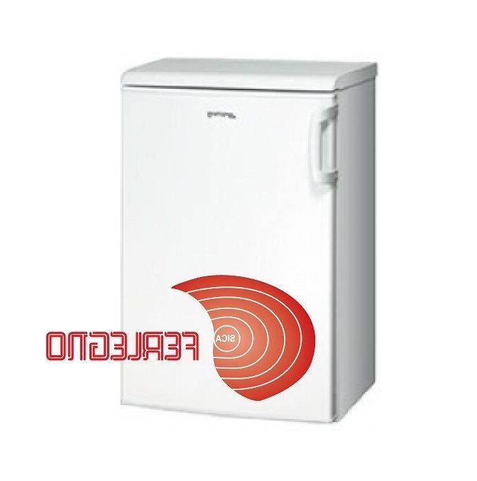 freezer vertical 3449oz under top white 21
