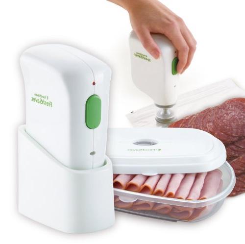fsfrsh0055 freshsaver handheld vacuum sealing
