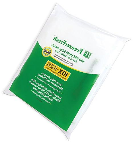 gallon commercial grade vacuum seal