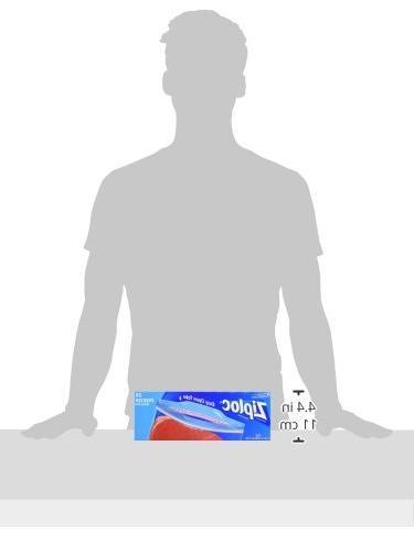 Ziploc Freezer Bags, Gallon, 3 Pack, 28 ct