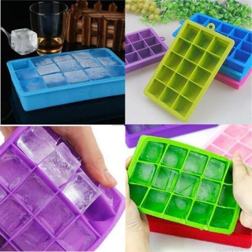 ice cube tray square freezer ice cube