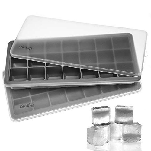 ice cube trays silicone