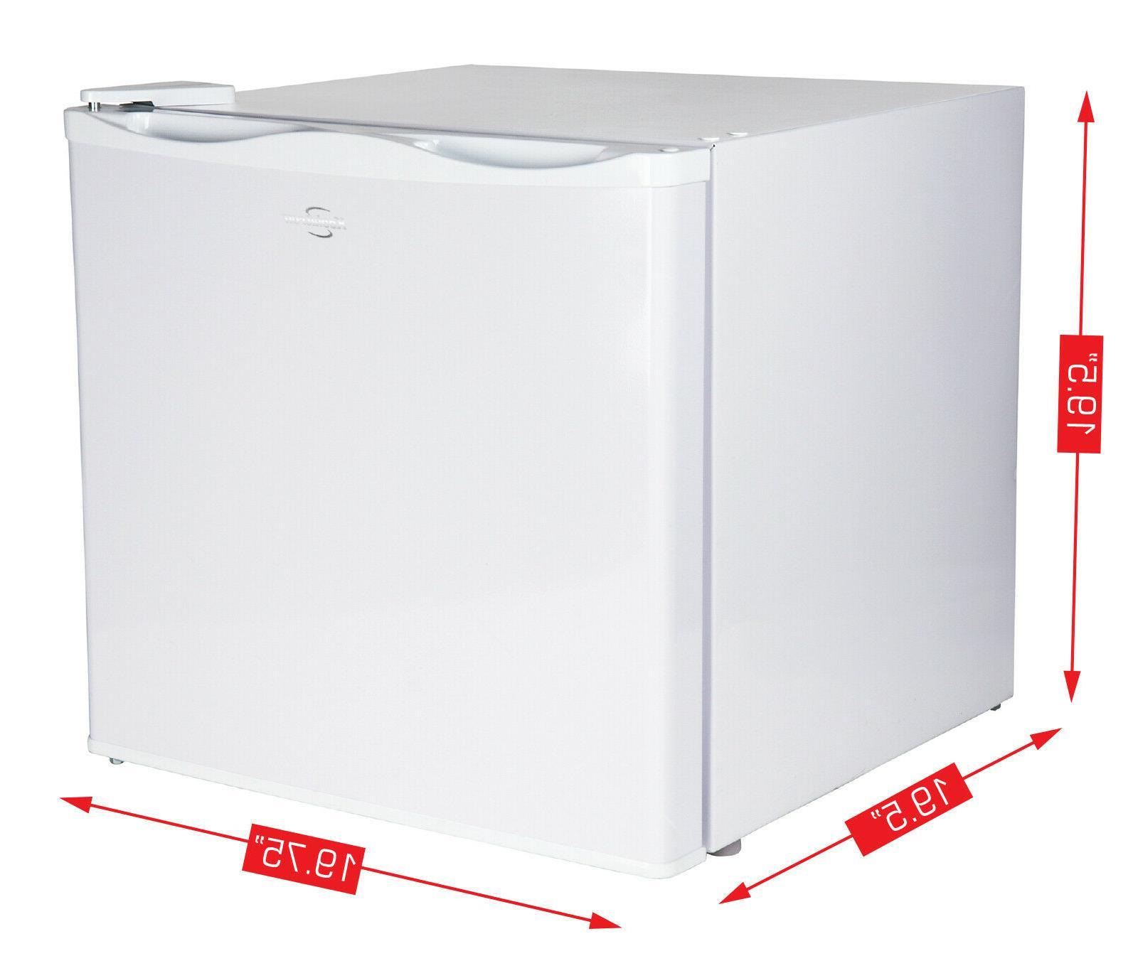 In-home 1.2 ft Freezer Reversible