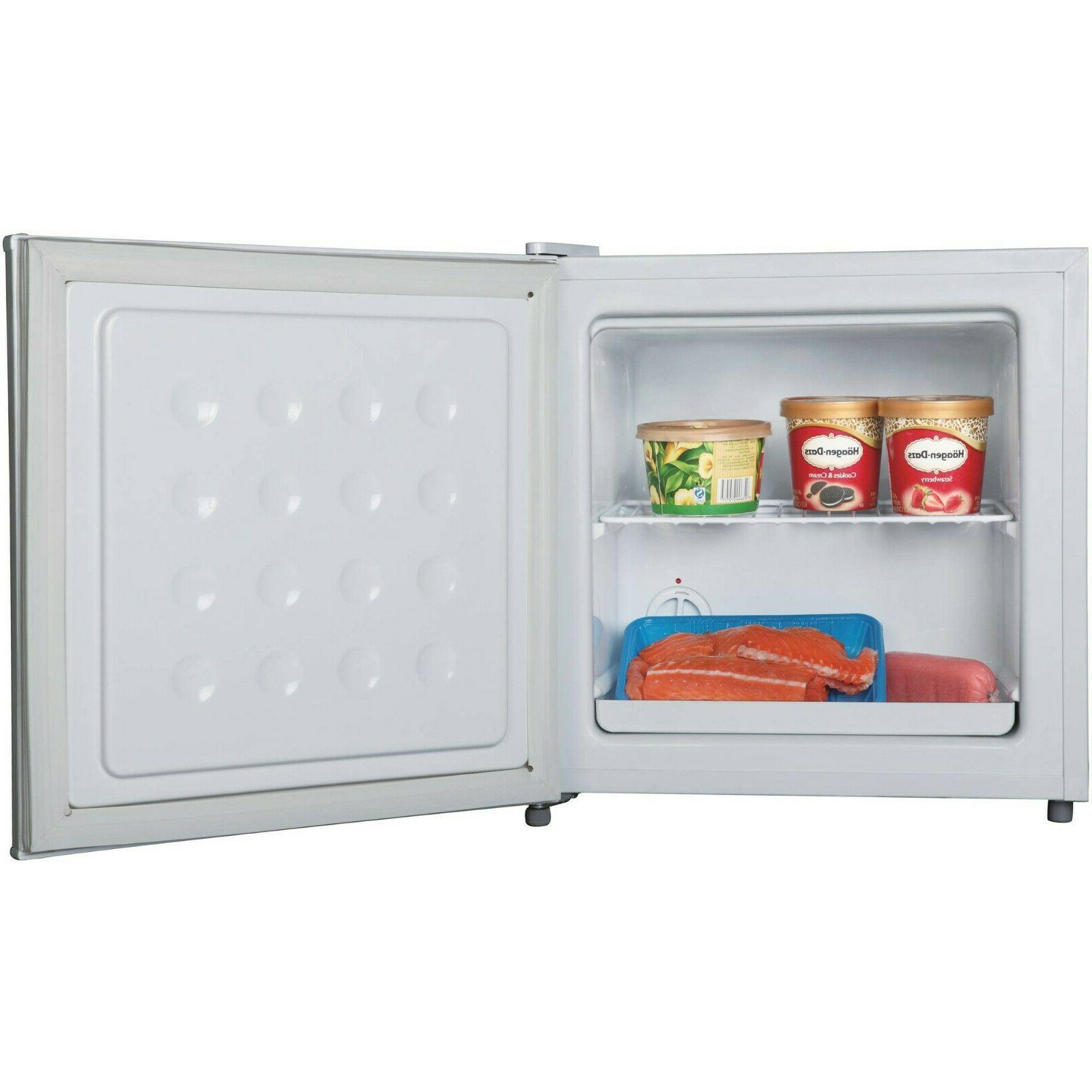 In-home ft Upright Freezer Door Compact White