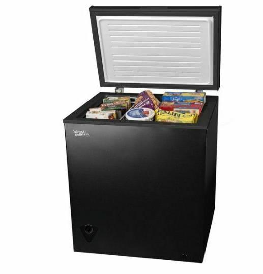 in home freezer 1 2 cu ft