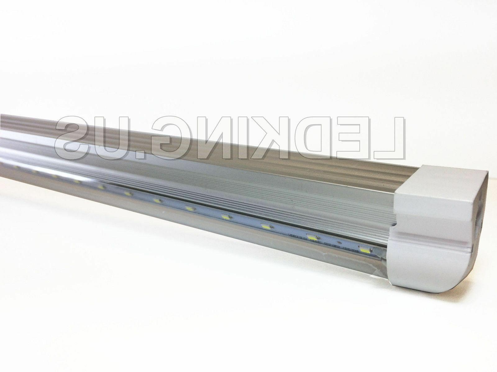 Integrated V-SHAPE 6500K FREEZER LED Tube Light T8 5