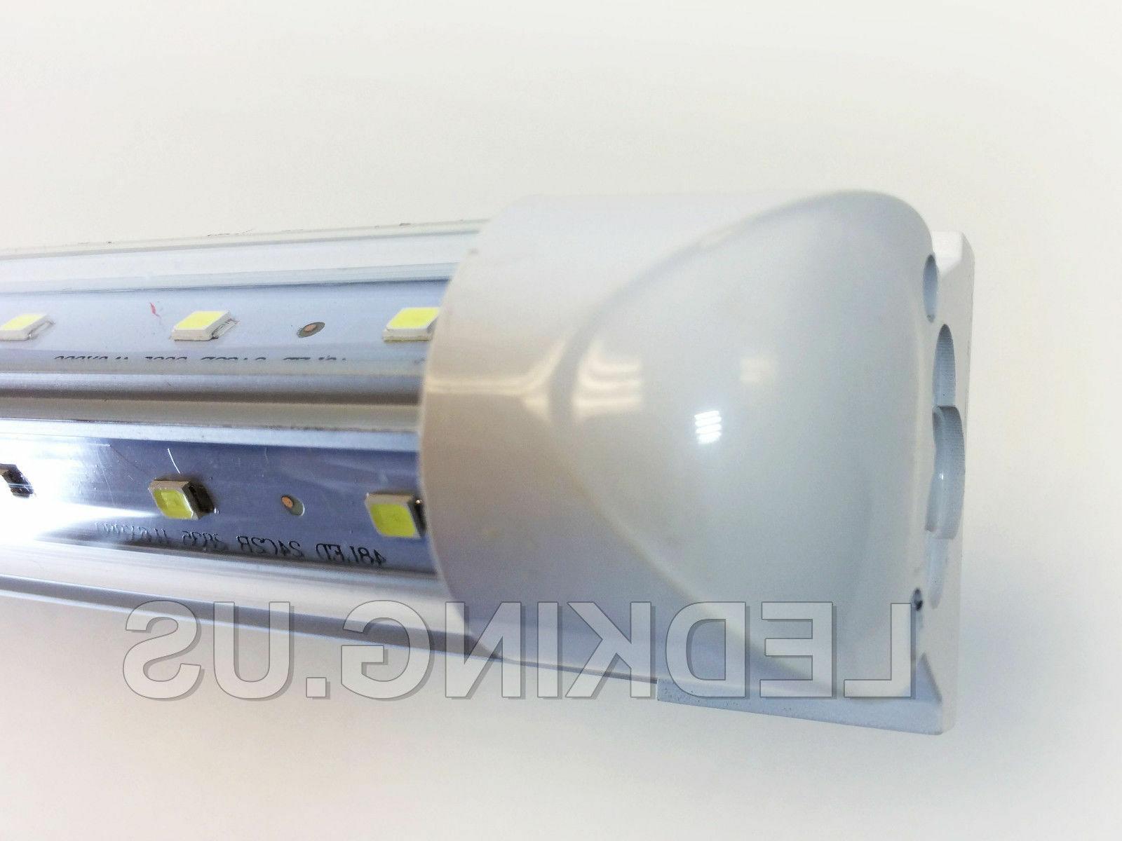 Integrated 6500K FREEZER LED Tube 5 FT