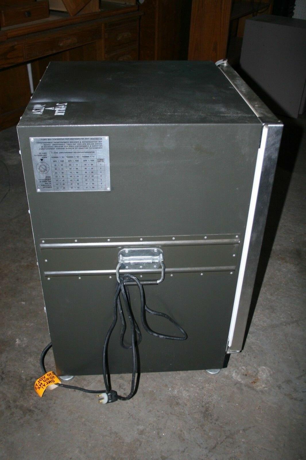 Marvel Freezer Refrigerator 6CRF0600, 115/230 Volt, 50/60 1PH