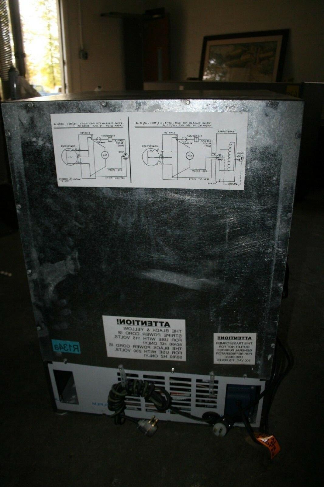 Marvel Lab Refrigerator Volt, 50/60