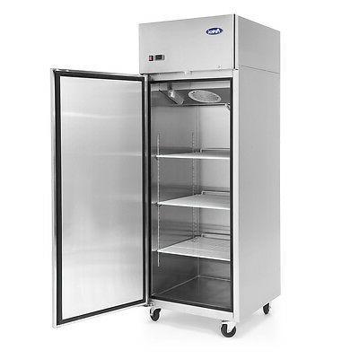 Atosa Single Door Freezer on Wheels NSF