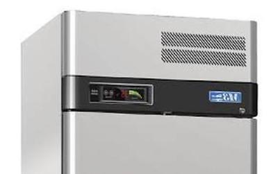Turbo Stainless Freezer With 1 Door