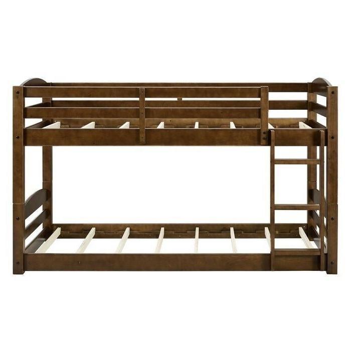 Metal Twin Full Bunk Beds Kids Teens Adult Dorm Bedroom Furniture