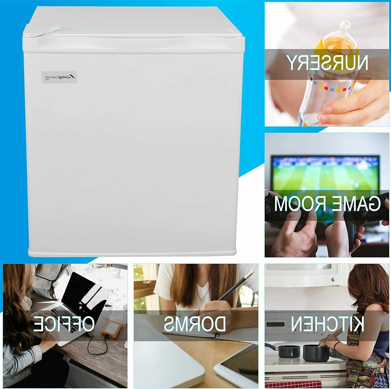 Mini Freezer Compact with Reversible Door 7-Level