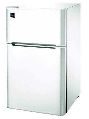 Mini 2 Door Personal Compact Refrigerator Two Home Cu