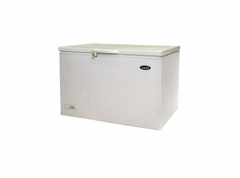 mwf9007 commercial solid top chest freezer 7