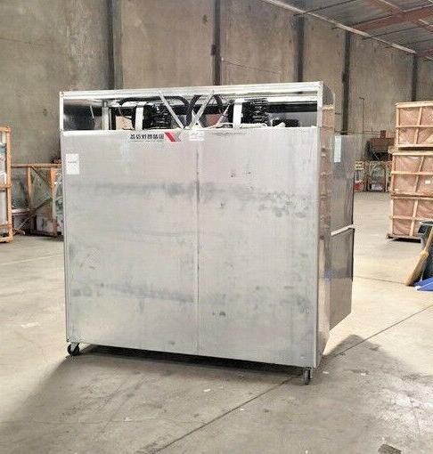 """New Freezer 72"""" x 110V Cooler Case"""