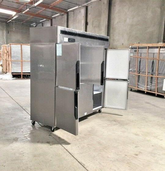 """New Door Freezer 72"""" x x 220V Cooler"""