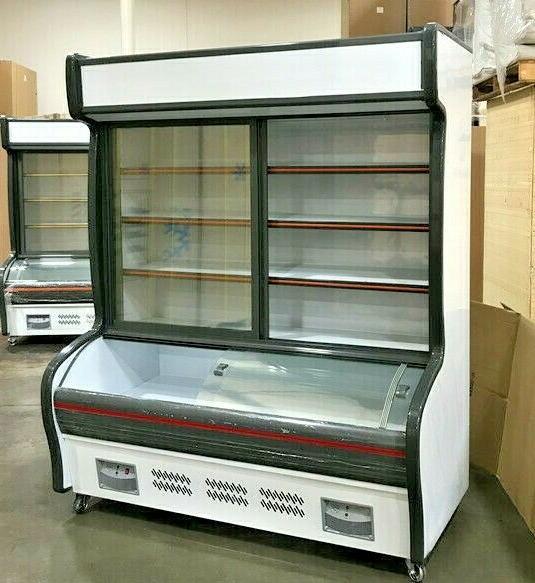 NEW Refrigerator Combo Cabinet
