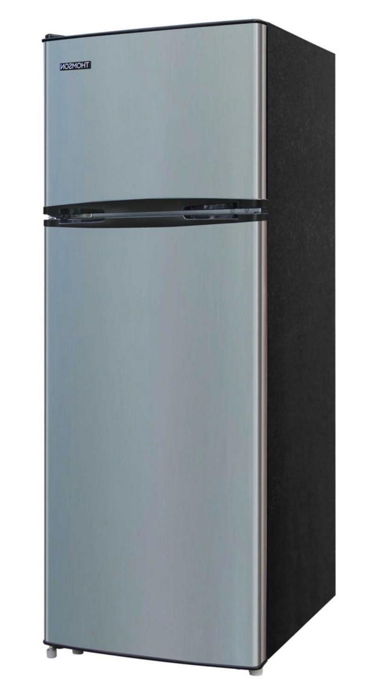 New 7.5 Cu Refrigerator Freezer Small Office Dorm