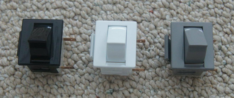 new ap6005274 refrigerator freezer door light switch