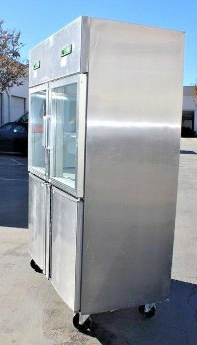 NEW Commercial Refrigerator Combo Equipment