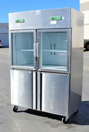 NEW Commercial Freezer Combo Model RG32 Equipment