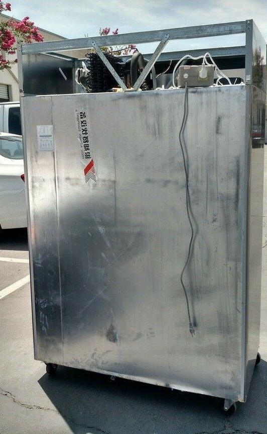 "Freezer x x 75"" Reach In 110V Model"