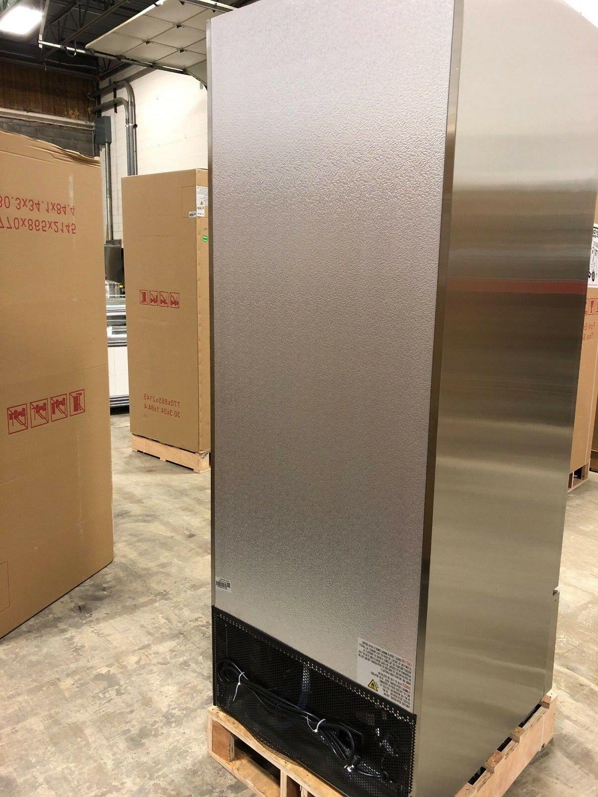 NEW Single Door Upright FREEZER Cu