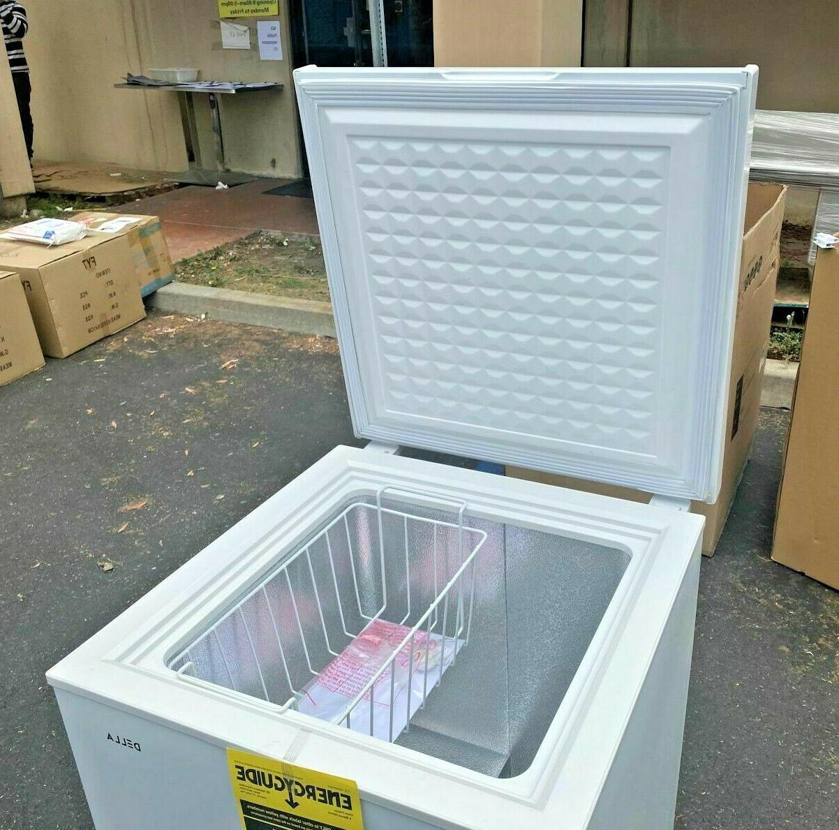 NEW Top Freezer Storage 3.5 Ft Free Home