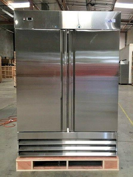 NEW Two Reach Freezer CFD-2FF