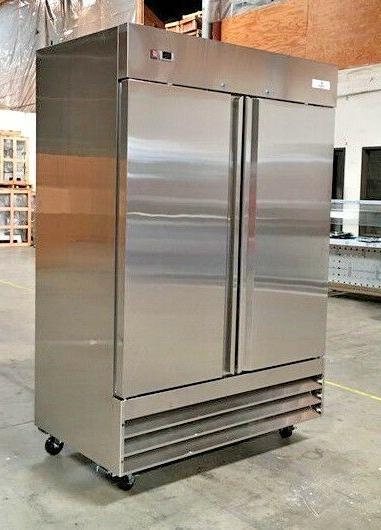 NEW Two Door Reach Freezer CFD-2FF