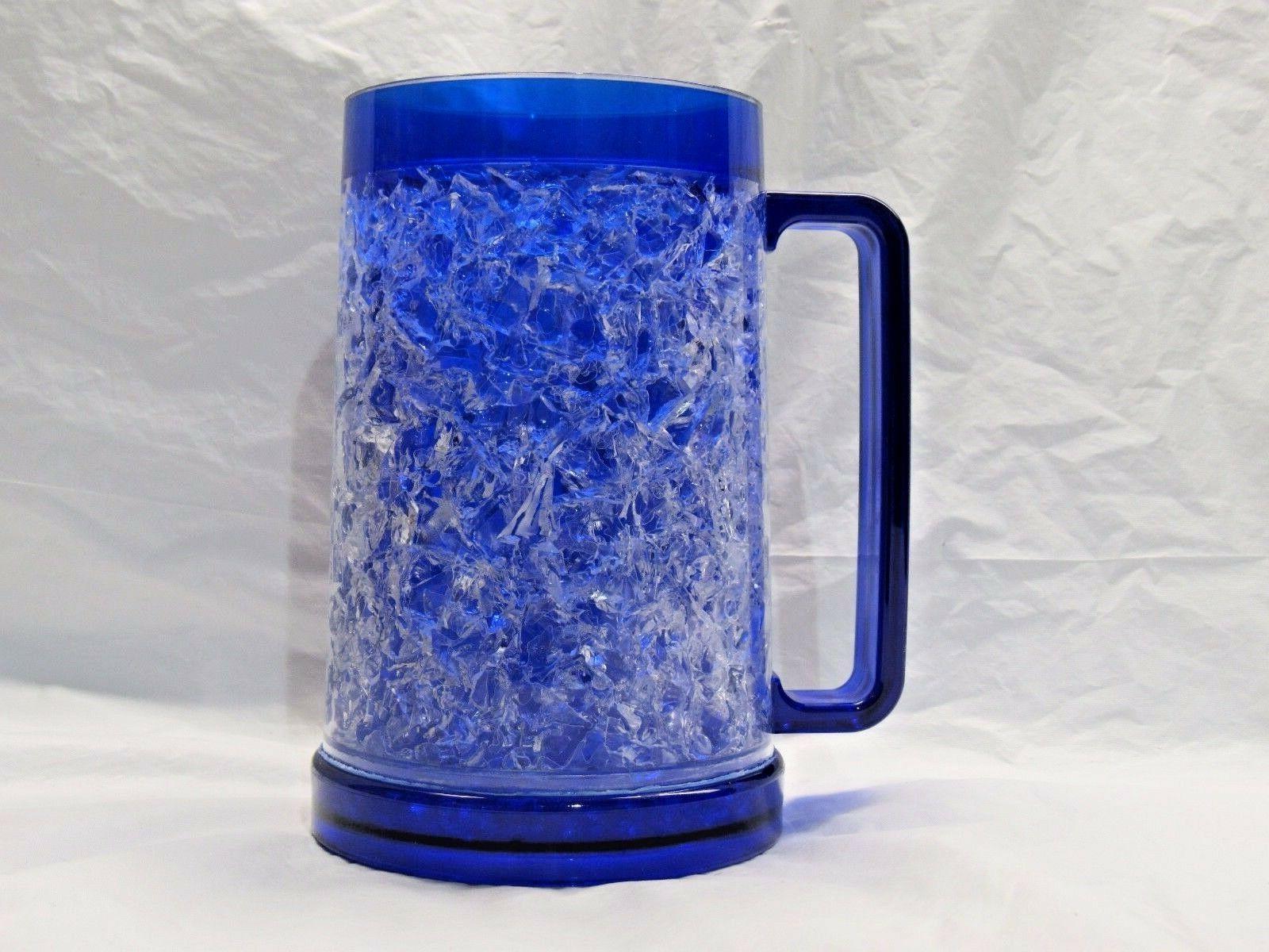 NFL Freezer Mug Color Insert by -Select- Team Below
