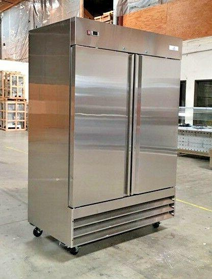 NSF KF-49B Commercial Reach In Freezer Refrigerator RESTAURANT