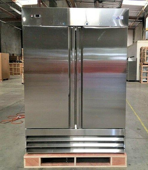 NSF door freezer KF-49B Commercial Refrigerator RESTAURANT
