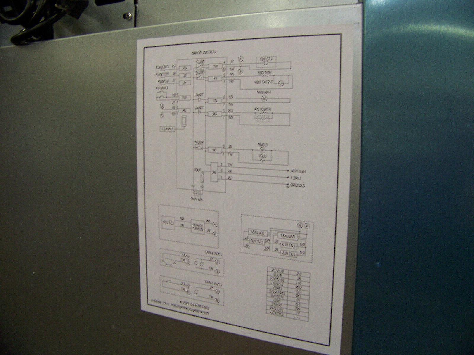 Traulsen One Series 60Hz RLT132WUT-FHS New