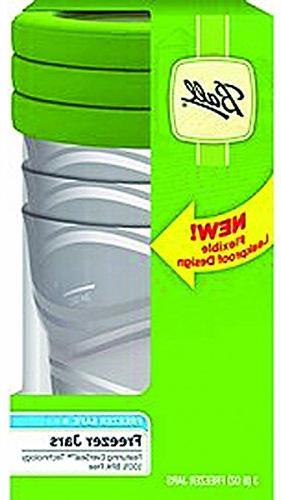 plastic freezer jar