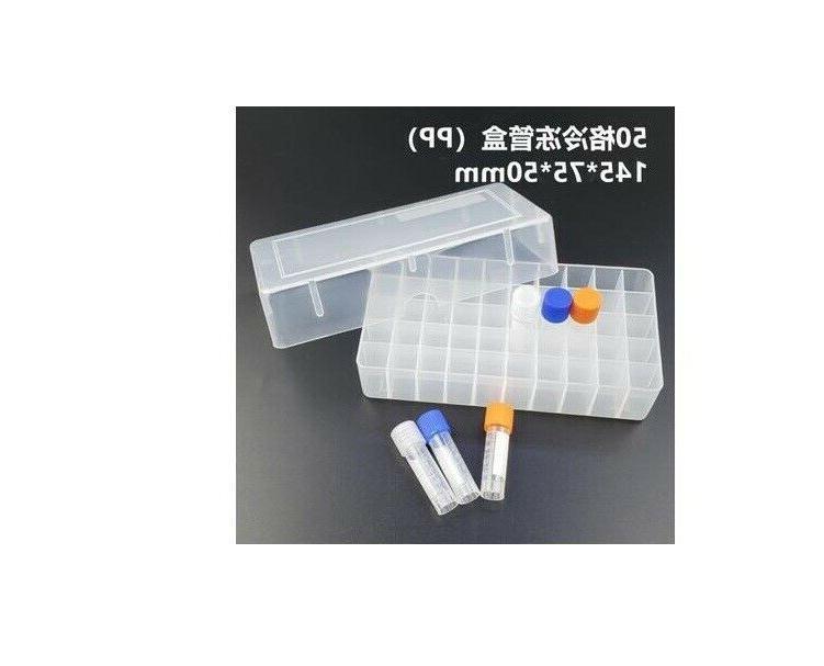 Plastic Storage Cryogenic Test