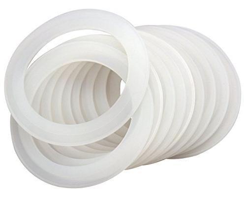 platinum silicone sealing rings gaskets