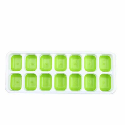Practical Lattice Easy Ice Cube Tray