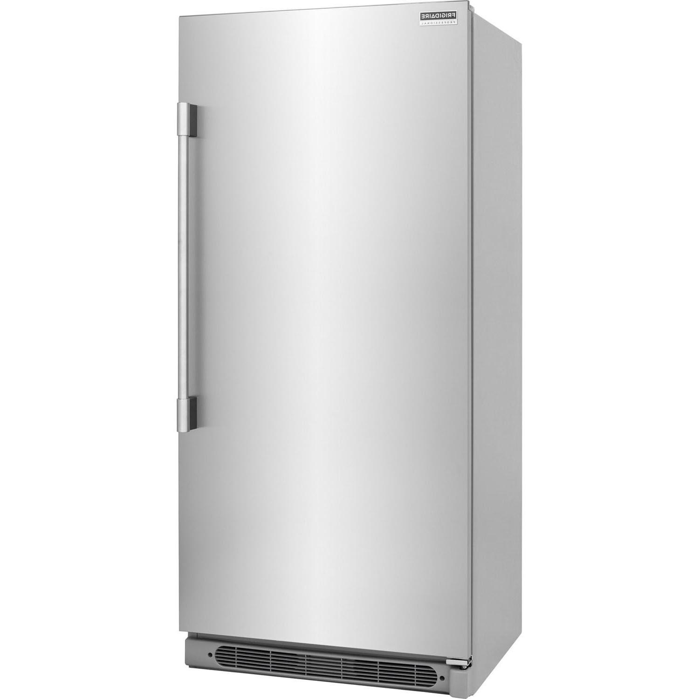 Upright All Freezer