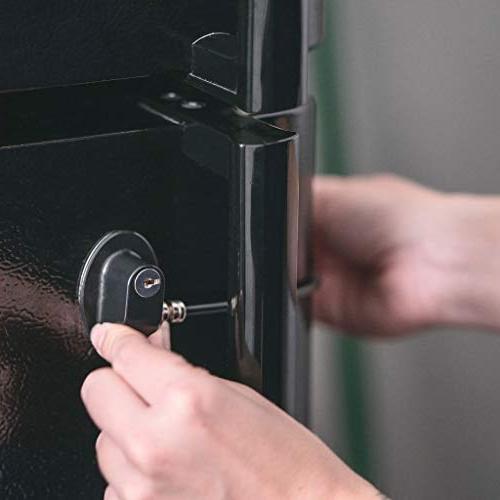 Refrigerator Door Door 3M Freezer, - Lock for & - White